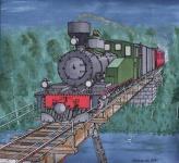 Jokioinen Museum Railway 50 years