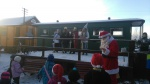 The Santa Claus Train